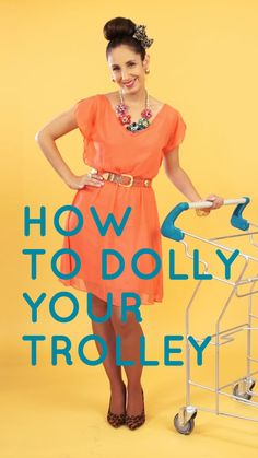 How To Dolly Your Trolley | Suzelle DIY