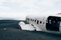 Entre les cascades de Seljalandsfoss, l'avion crashé de l'US Navy et les icebergs de Jökulsárlón…