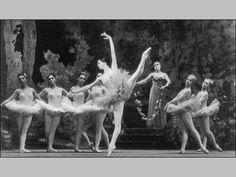 vintage ballet love.