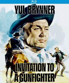 Invitation to a Gunfighter - Blu-Ray (Kino Region A) Release Date: May 26, 2015 (Amazon U.S.)