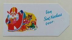 Sinterklaas label
