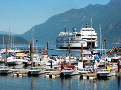 Horseshoe Bay, West Vancouver BC