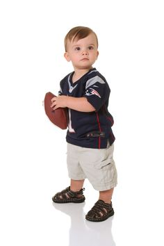gonna be my little boy regardless of what the daddy says lol#Patriots