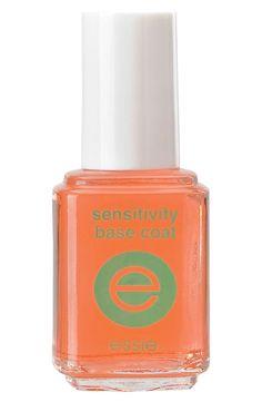 """Essie """"Sensitivity"""" coat $8.50   Nordstrom"""