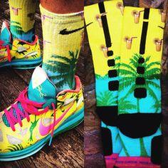 Custom Elite Socks