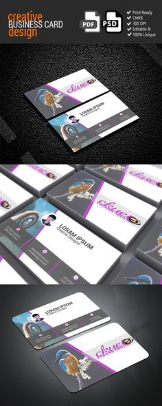 Corporate business card design businesscards psdtemplates corporate business card design businesscards psdtemplates printready business branding and design inspiration for creative entrepreneurs pinterest colourmoves