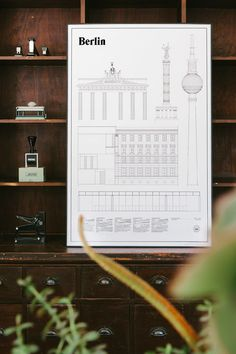 Competition! Five posters showing the elevations of iconic structures to be won.