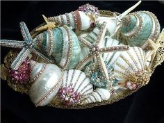 https://www.facebook.com/ReScapedotcom/photosBejeweled Shells For ES From The Collection By Debbie Del Rosario-Weiss/a.140815909418413.31776.139558599544144/597851437048189/?type=3