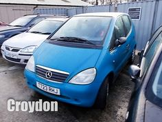 1999 Mercedes A140 #onlineauction #mercedes #carsforsale