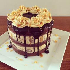 Caramello cake