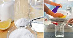 Descubre de qué forma puedes desinfectar la casa de forma económica y eficaz sin tener que usar productos químicos peligrosos. ¡Es muy sencillo!