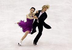 Meryl Davis and Charlie White of USA - ISU World Figure Skating Championships 2012