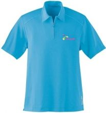 No tournament is complete without the polo shirts with your customized logo #promopoducts