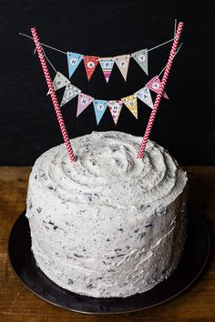 I don't know of anyone who takes the selection of his or her birthday cake so seriously, but I respect my son for this trait. It's a big decision, to be sure. Chocolate or vanilla? Buttercream frosting or cream cheese? Ice cream on the side or not at all? Or perhaps an ice cream cake? …