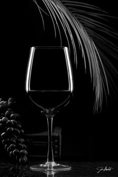Jon_Neidert Wine Glass with Grapes