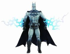 Dc multiverse 4 inch #arkham city batman armored edition #action #figure,  View more on the LINK: 	http://www.zeppy.io/product/gb/2/201448043766/