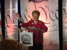 Constitutional Law Attorney & Legal Counsel, Phyllis Schlafly, leading the Pro Family movement since 1972