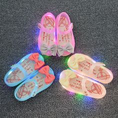 >> Click to Buy << Glowing Shoes Girls Pricess Shoes LED Colorful Flashing Lights Children Soft Comfortable Shoes Baby Sandals #Affiliate