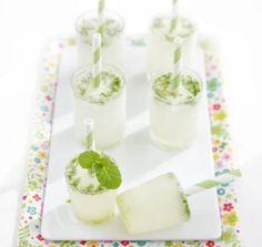 Mojito-ijsjes