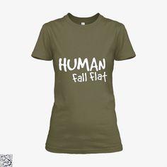 best website b9939 56ce8 Human Fall Flat, Role Play Game Shirt