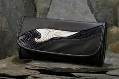 Psaníčko - Marrone Mini / Zboží prodejce Blanka Mudrová   Fler.cz Wallet, Mini, Bags, Fashion, Handbags, Moda, Fashion Styles, Fashion Illustrations, Purses