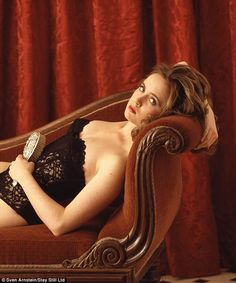 Lysette Anthony (pictured) was a succesful Hollywood actress who never imagined she would be living in an area where abuse was hurled at her on the street and her house was almost burnt down: