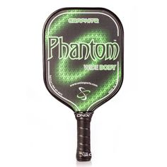 Onix Sports Phantom Graphite Widebody Pickleball Paddle