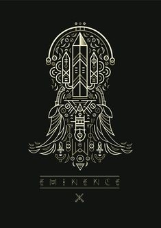 Eminence: Xander's Tales on Behance