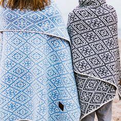 Langø - Nordische Decken für Winterstunden