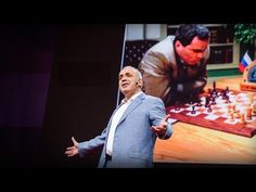 (19) Don't fear intelligent machines. Work with them | Garry Kasparov - YouTube
