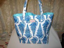Estee Lauder Lilly Pulitzer Canvas Tote  Bag
