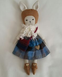 Darling Amber by deerdarlingdolls on Etsy