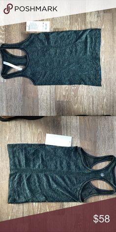2017 Lululemon SeaWheeze Swiftly Tech Racerback Exclusive 2017 Lululemon SeaWheeze Swiftly Tech Racerback Tank. Sold exclusively at the 2017 SeaWheeze Half Marathon store. Brand new with tags. lululemon athletica Tops Tank Tops