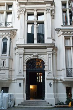 Conservatoire international de musique, 8 rue Alfred de Vigny, Paris VIII