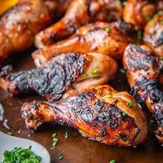 Best Grilled Chicken Recipe, Best Chicken Marinade, Chicken Marinades, Best Chicken Recipes, Grilled Meat, Beer Chicken, Raw Chicken, Chicken Legs, Smoked Brisket Rub