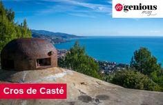 Cros de Casté - Roquebrune Cap Martin