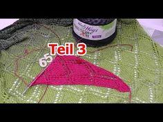 …Tuch Rauten-Spezialist mit 1 BOBBEL von Woolly Hugs - Teil 3