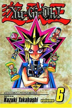 Yu-Gi-Oh! Vol. 6: Monster Fight! -Kazuki Takahashi