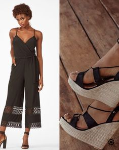 Summer Jumpers, Black Jumper, Your Shoes, Jumpsuit, App, My Favorite Things, My Love, Shopping, Dresses