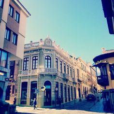 Innenstadt Calle Carrera