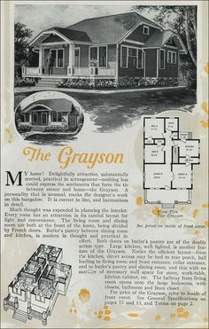 1920 Aladdin - Grayson