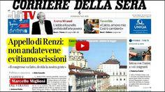 Rassegna stampa dell'Umbria del 17 febbraio 2017 Il Pd sull'orlo del baratro