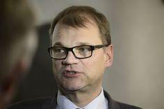 TV1 NEWS EU Meeting. WORLD REFUGEES situation. PrimeMinister Pääministeri Juha Sipilä. Safe country list? INFO yle.fi