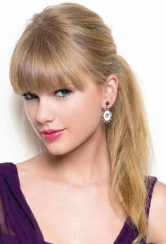 I don't know about you..... But I LOVE Taylor Swift! :D