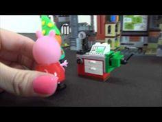 Peppa Pig in italiano. Il compleanno di Peppa Pig. Gli amici di Peppa le fanno sorpresa.  Altri video: https://www.youtube.com/user/vahtangik/videos