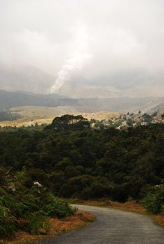 Volcano Hazards at Garut, Java Indonesia, | The Travel Tart Blog
