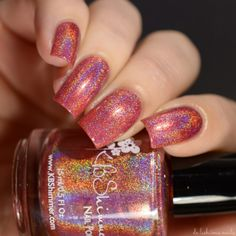 KBShimmer Nauti by Nature Collection – This Girl is Tiki