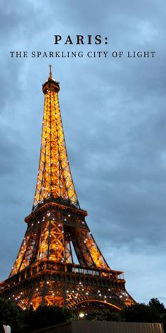 Find out what we love about the City of Light.