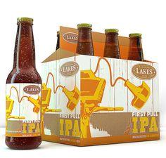 Brainerd Lakes Beer.