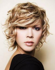 short-messy-wavy-hairstyles | Trendy Mods.